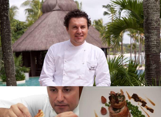 Luigi Ferraro, chef calabrese al Shangri-La Barr Al Jissah Resort and Spa, Sultanato dell'Oman
