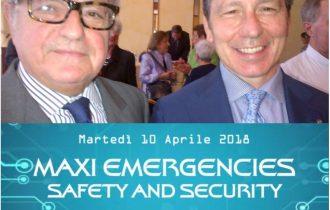Convegno di I.D.M.A. International Disaster Medicine Association, Roma