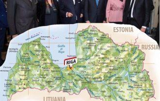 La Lettonia compie 100 anni, in Europa EU dal 2014