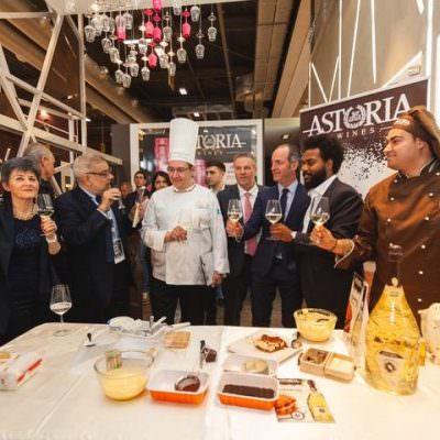 Vinitaly, il Tiramisù è protagonista con Astoria Vini