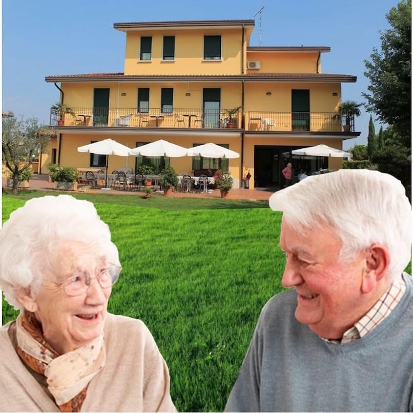 Villa Oceano, Sirmione del Garda: casa soggiorno e servizi alla persona