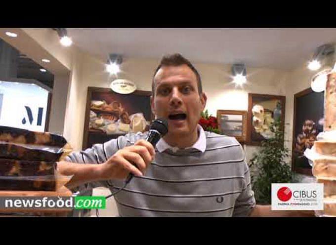 I grandi formaggi di Peppino Occelli a Cibus 2018 – Umberto Milano (Video)