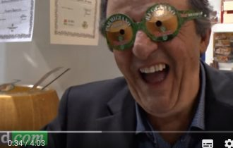 Bonat Gran Riserva 4 anni:  Parmigiano Reggiano DOP Super (Video)