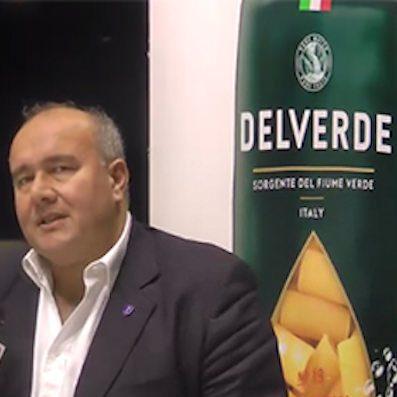 DELVERDE A CIBUS 2018: il restyling della Linea integrale biologica 100% italiana