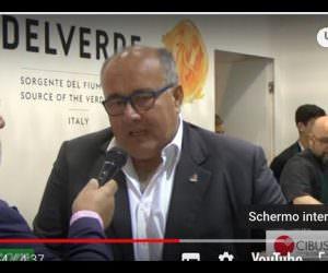 Luca Ruffini: le Novità di Delverde a Cibus 2018 (Video)