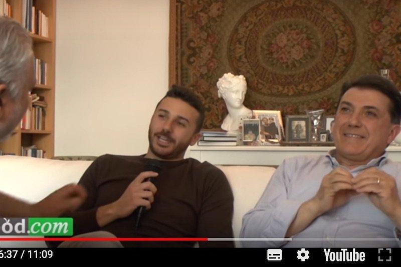 Crescenti, l'Olio extra vergine del Tenore: Domenico e Roberto De Gennaro (Video)