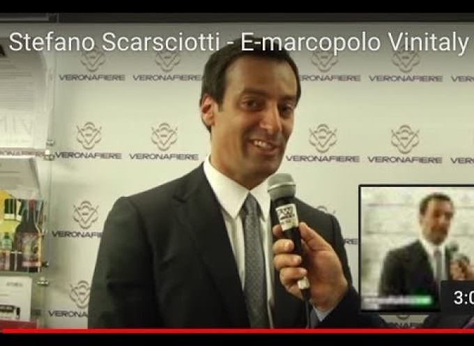Stefano Scarsciotti, E-MarcoPolo, Ecommerce in Cina, a Vinitaly 2018 (Video)