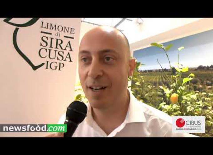Il limone di Siracusa a Cibus 2018 – Gianluca Agati (Video)