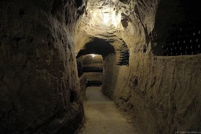 Cantine naturali, Italia ricca di infernot e enfernet per vino e cibo
