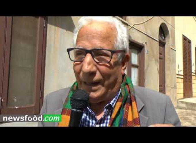 Nino Borzellieri: sono nato a Valledolmo (PA), amo la grappa e me ne vanto (Video)
