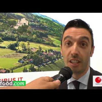 Cibus 2018: PierLuigi Spagoni, Marketing and Corporate Project Manager  Fiere di Parma (Video)