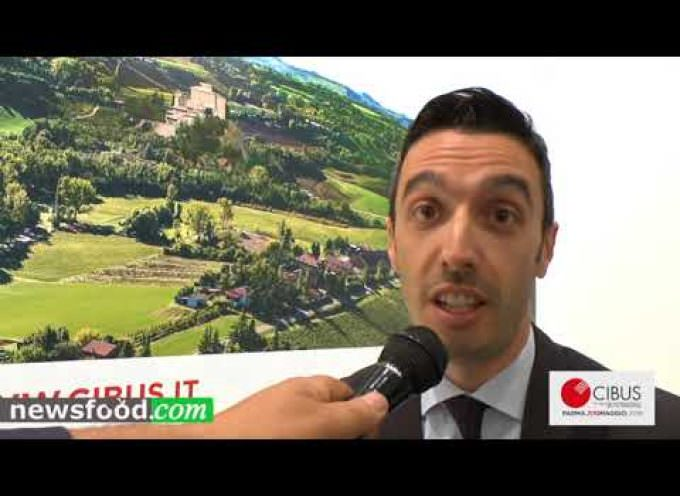 Cibus 2018: PierLuigi Spagoni, Marketing and Corporate Project Manager  Fiere di Parma (Video)