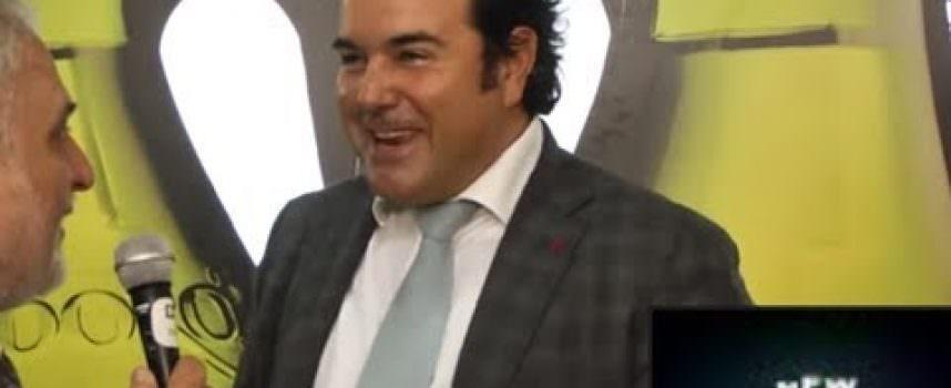 Daniele Salvagno, Redoro, il poeta dell'olio extravergine a Vinitaly 2018