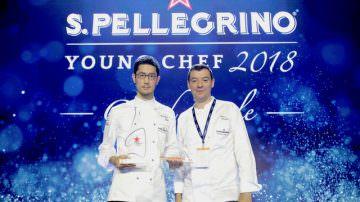 S.Pellegrino Young Chef 2018: vince Yasuhiro Fujio, 'allenato' da Luca Fantin del Ginza Tower di Tokyo
