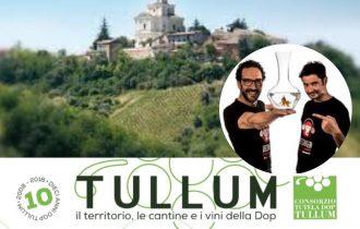 Tullum 10° anniversario dei Vini di Tollo con Fede&Tinto di Radio2
