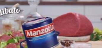 Carne Manzotin, solo carne da allevamenti italiani, in tv su La7 e La7D