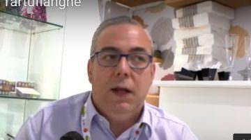 Novità Tartuflanghe a Cibus 2018 – Umberto Saglia (Video)