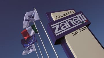 Formaggio ed ambiente, Zanetti presenta il bilancio di sostenibilità