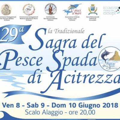 Sagra del pesce spada di Acitrezza – Sicilia da scoprire