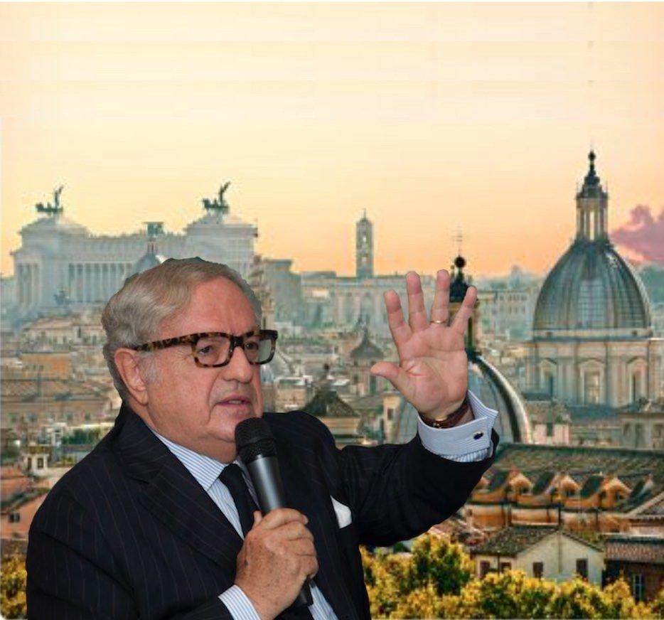 ROMA E' ANCORA CAPITALE D'ITALIA?