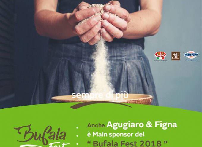 Agugiaro&Figna Molini al Bufala Fest con Mora, la Farina Integrale