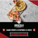 Briscola Milano, il pizzasharing