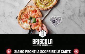Briscola! Che Pizza e che locali! Ora anche sotto il Duomo di Milano