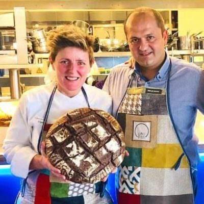 GRANI FUTURI 2018: la Cena del pane di Antonio Cera