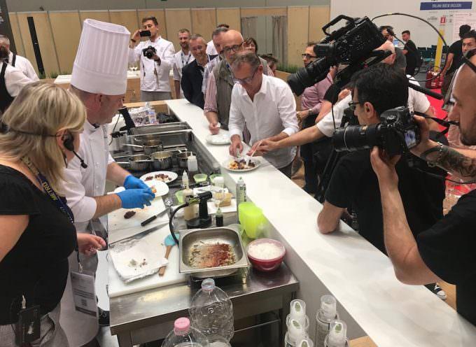 Discover Russian Cuisine al Gourmet Expoforum – Torino 2018: un grande successo!