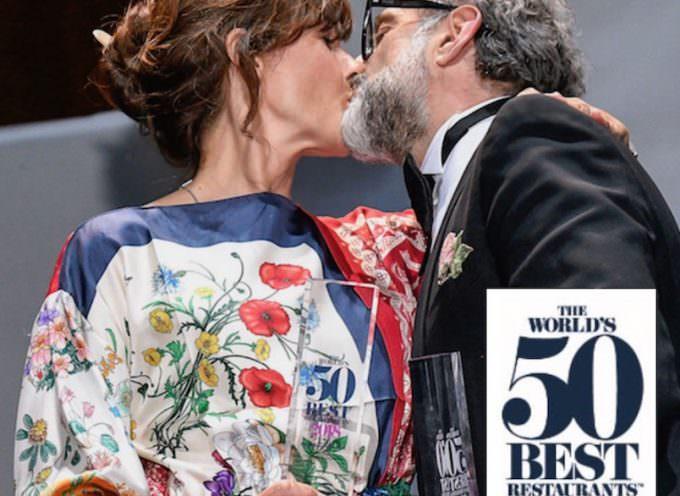 The World's 50 Best Restaurants: Osteria Francescana di Massimo Bottura, con  Lara Gilmore, di nuovo in vetta alla classifica dei migliori ristoranti del mondo