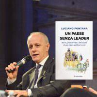 Luciano Fontana direttore Corriere della Sera: Un Paese senza leader