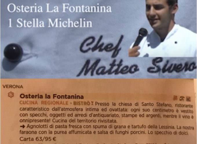 Matteo Sivero, il più giovane chef stellato … ancora senza stella!