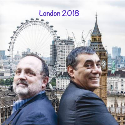 Londra: Viaggio in Italia 2018 by Identità Golose, Selfridges e SanCarlo Group