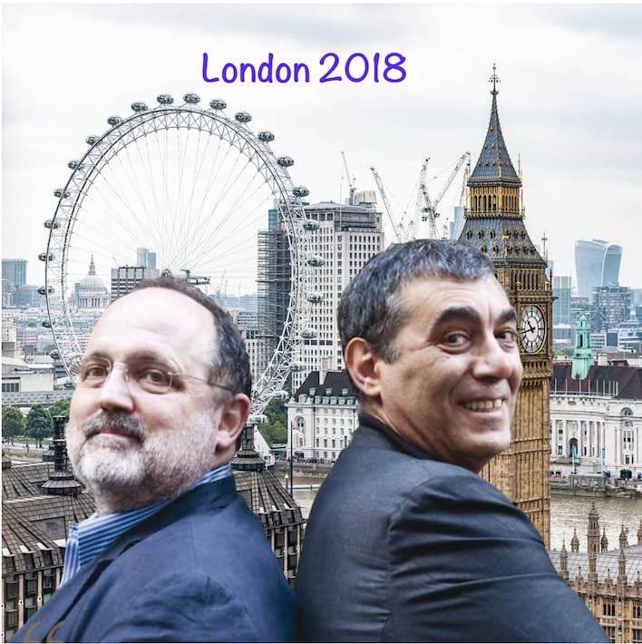Londra: Viaggio in Italia 2018 by Identità Golose, Selfridges e SanCarlo Group