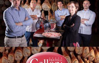 Fratelli Galloni, Prosciutto di Parma Top: Araba Fenice di Langhirano