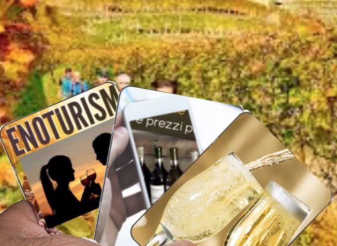 """Enoturismo Ecommerce Effervescente: Le tre """"E"""" sono il futuro del vino italiano"""