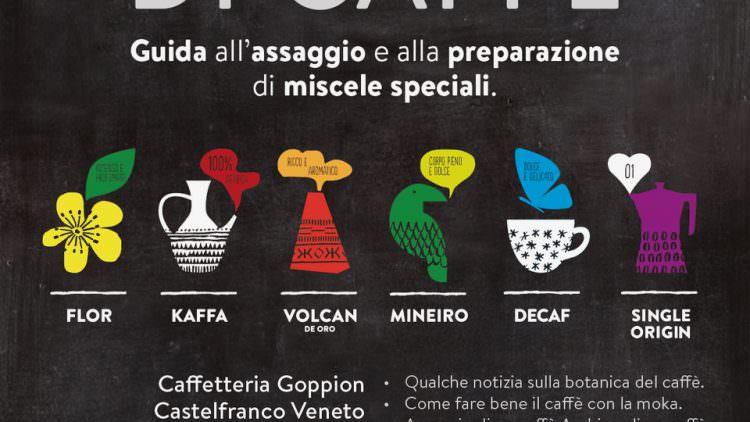 GOPPION CAFFE' IN CAFFETTERIA PER FARE SCUOLA