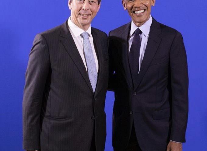 Ambiente, Amorim Cork e Barack Obama insieme contro il cambiamento climatico