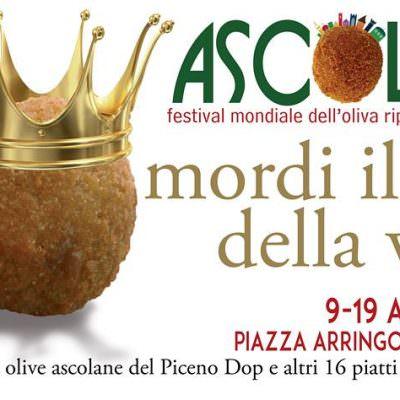L'oliva ascolana in tutte le sue varianti in mostra all'Ascoliva Festival