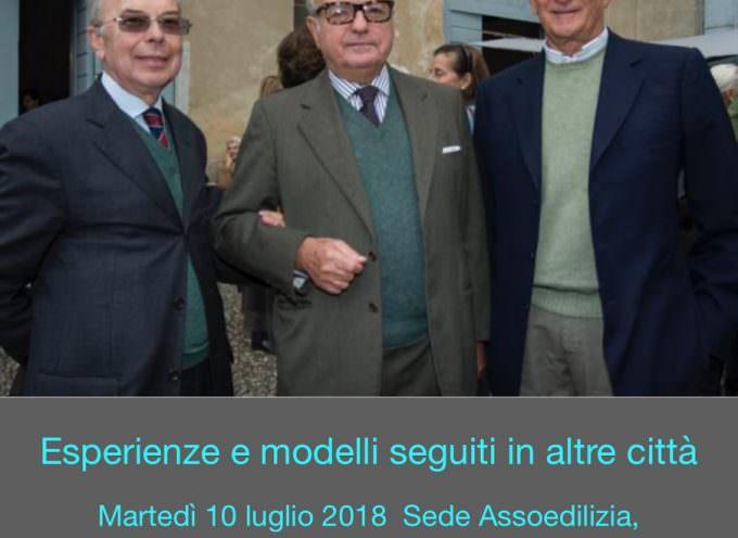 Assoedilizia Milano: Seminario del ciclo Osservatorio Metropolitano per lo sviluppo
