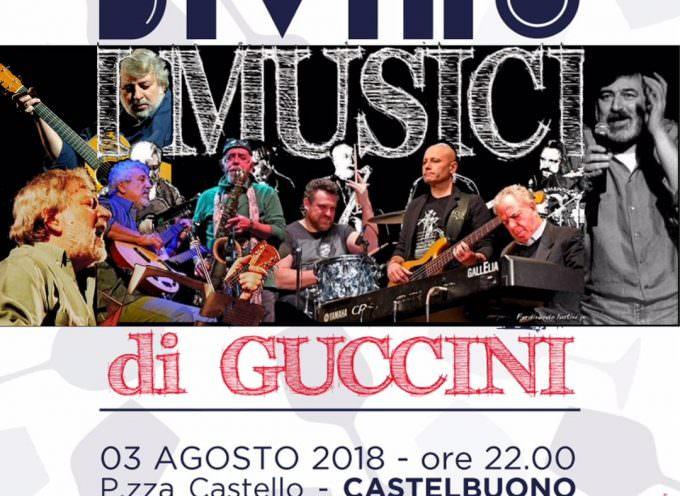 DiVino, il buon bicchiere con i Musici di Guccini e Roberto Lipari
