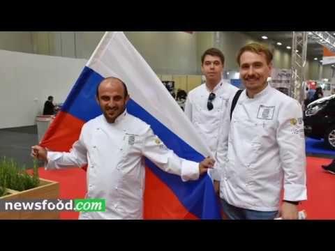 Discover Russian Cuisine, Torino 10-12 giugno 2018 (Video)