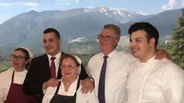 Da una fiaschetteria all'Hotel Ristorante Villa Maiella – Famiglia Tinari (video)