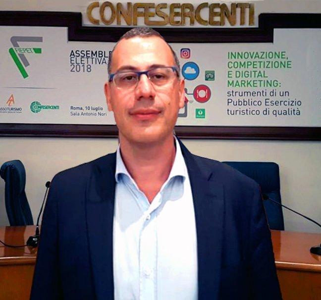 Giancarlo Banchieri nuovo presidente nazionale Fiepet Confesercenti