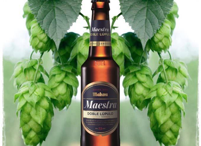 Maestra Doppio Luppolo: arriva in Italia la birra novità Mahou San Miguel,