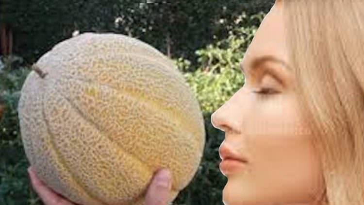 Scegliere meloni al supermercato si può, ma senza annusarli