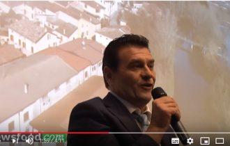 Stefano Pezzini, presidente della latteria San Pietro e capofila delle latterie dei Prati Stabili (Video)