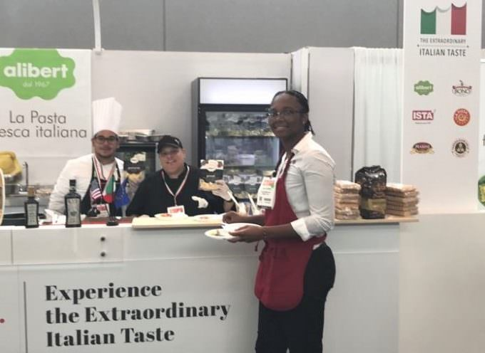 ALIBERT PROTAGONISTA AL SUMMER FANCY FOOD DI NEW YORK