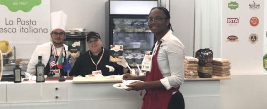 ALIBERT PROTAGONISTA AL SUMMER FANCY FOOD DI NEW YORK