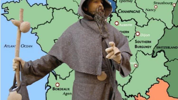 Turismo religioso in Francia, press tour ad Avignone e dintorni